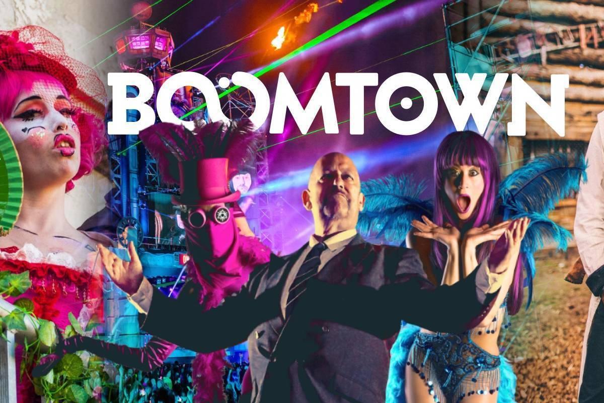 BOOMTOWN FAIR MUSIC FESTIVAL 2019 - Europe - Electric Soul