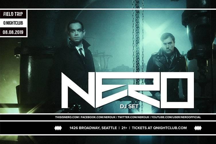 FIELD TRIP 83: NERO 2019 - Seattle - Electric Soul