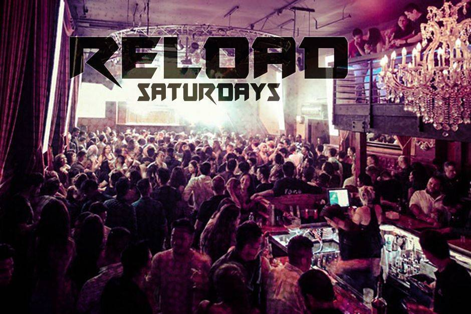 RELOAD SATURDAYS @ TRINITY 2019 - Seattle - Electric Soul