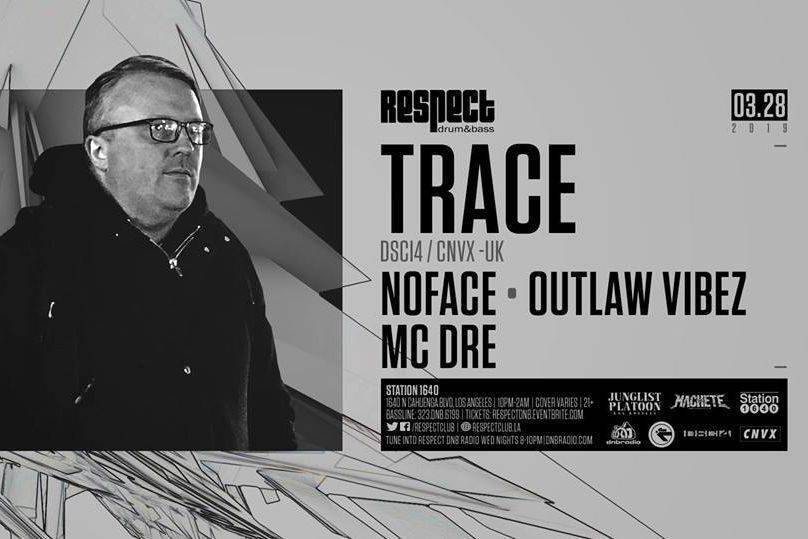 RESPECT: TRACE 2019 - Los Angeles - Electric Soul